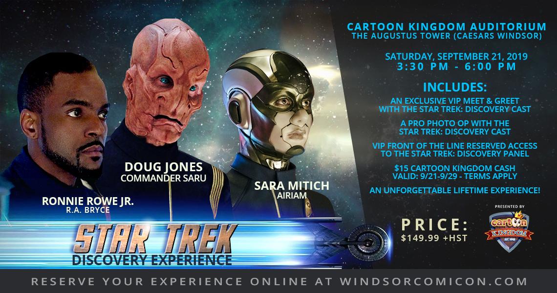 Star Trek: Discovery Experience